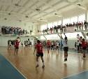 В Туле после капитального ремонта открыли волейбольный зал на улице Жуковского