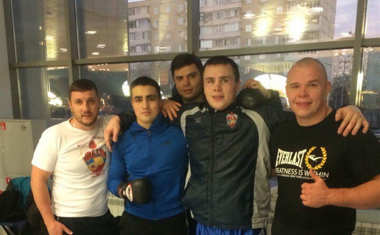 Тульские боксеры выступают в Оренбурге