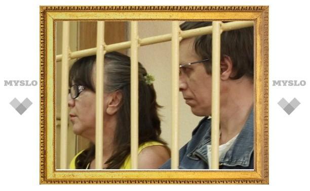 В Туле огласили приговор супругам-педофилам