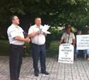Предприниматели готовят обращение к губернатору об отставке Валерия Шерина