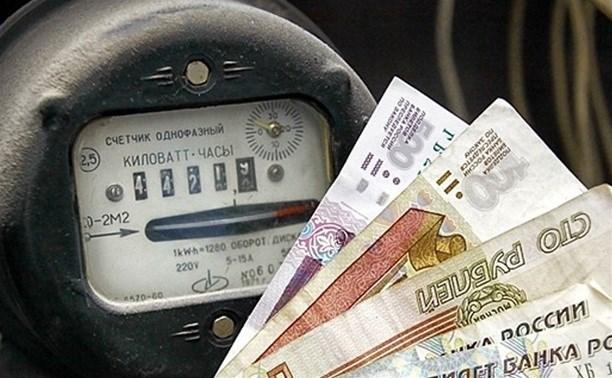 В 2016 году плата за электричество может повыситься на 8%
