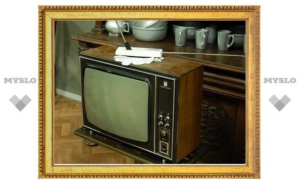 Туляк украл у соседей телевизор «на время»