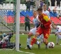 Молодежка «Арсенала» разгромила «Оренбург»