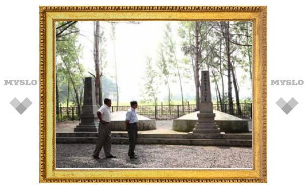 В Китае снесли новый памятник японцам