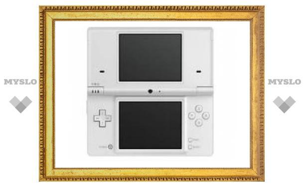 В Японии начались продажи консоли DSi