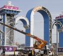 В арке на Восточном обводе появятся герб Тулы и мониторы