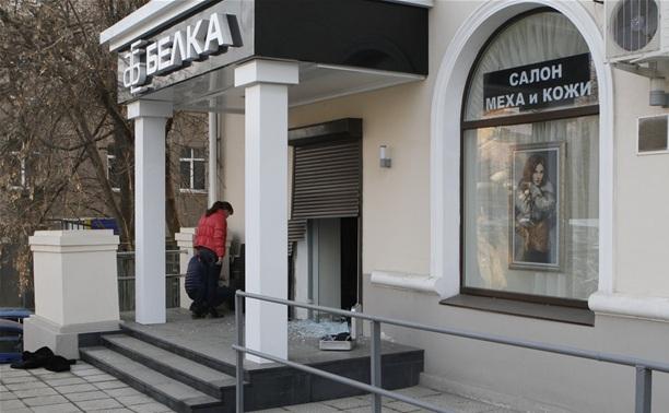 Меховое ателье в Туле ограбили на 1 млн рублей