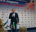 Алексей Дюмин поблагодарил туляков за поддержку и доверие