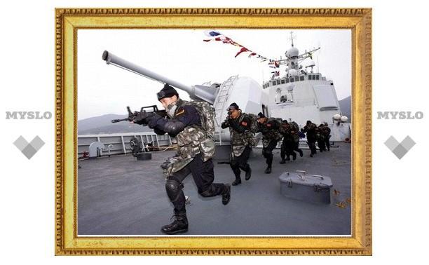 КНДР и Южная Корея обменялись выстрелами