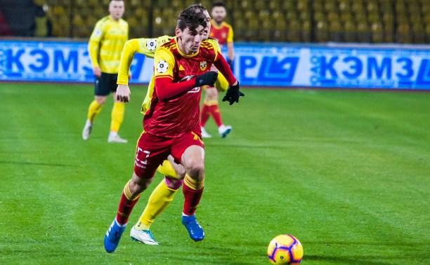 «Арсенал» опроверг слухи о переходе Бакаева в «Спартак»