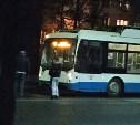 На ул. Дмитрия Ульянова в Туле троллейбус сбил пешехода