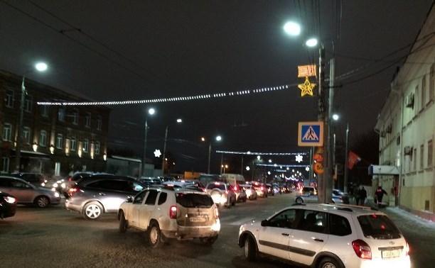Пусть туляки решат, как ездить по улице Карла Маркса