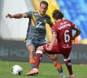«Арсенал» с минимальным счетом уступил «Рубину» в Казани – 0:1