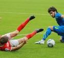 """Новичок """"Арсенала"""" Анри Хагуш: """"В Туле ещё не был, но об атмосфере на стадионе знаю"""""""