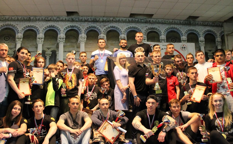 В Туле прошли открытый чемпионат и первенство области по тайскому боксу