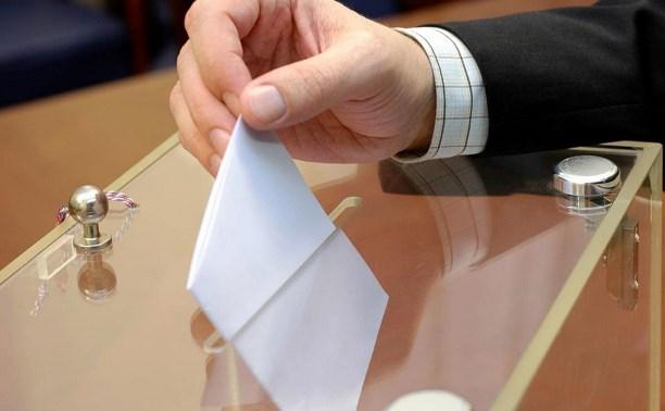 В селе Иваньково Ясногорского района проходят выборы