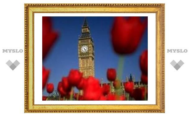 Биг Бен признали самой популярной достопримечательностью Великобритании