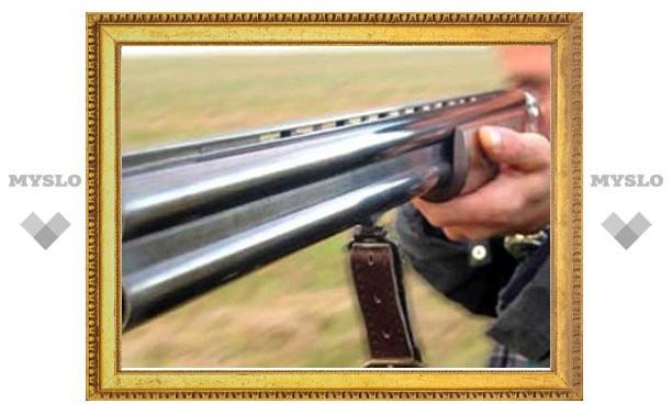 В поселке Октябрьский задержан «вольный стрелок»