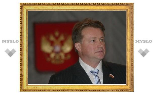 Тульский губернатор посетит «Слободу»