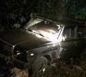 В Скуратово пьяный водитель ВАЗа устроил ДТП