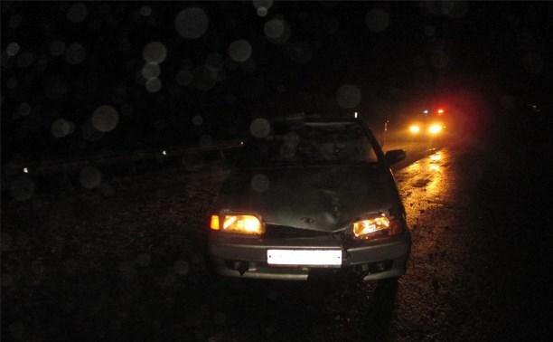 На трассе М4 ВАЗ насмерть сбил женщину