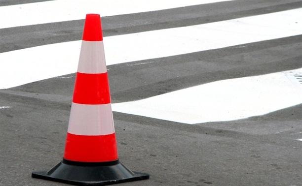 В Тульской области водитель сбил 17-летнюю девушку
