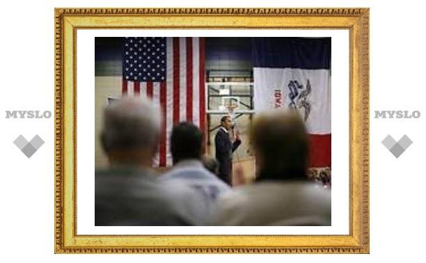 Барак Обама - фаворит президентской гонки