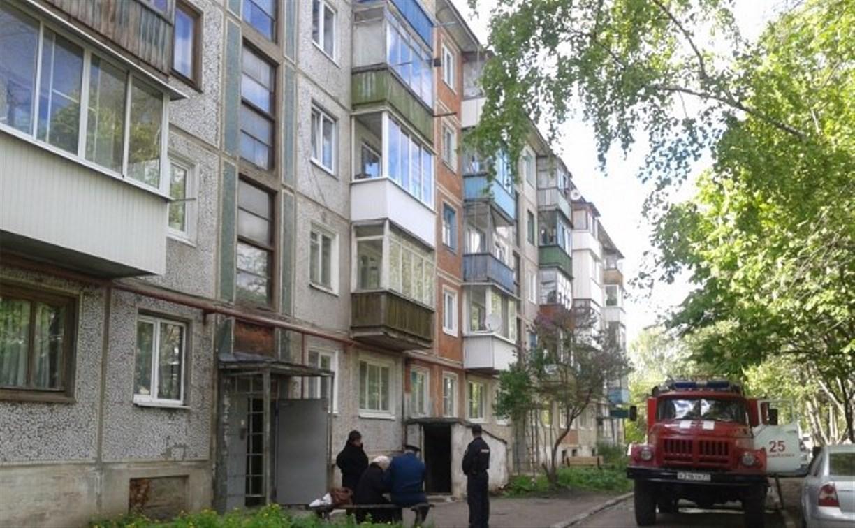 В Новомосковске на пожаре погибли три человека