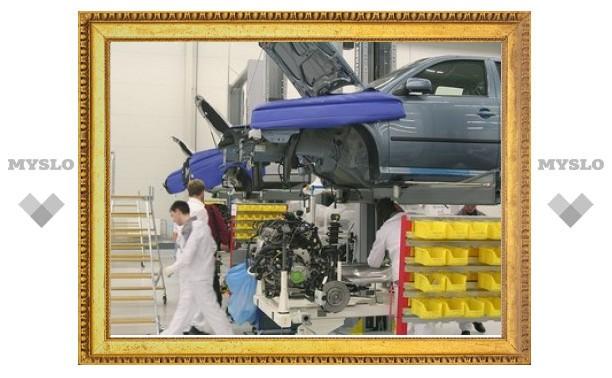В Калуге началась сборка новых моделей Audi
