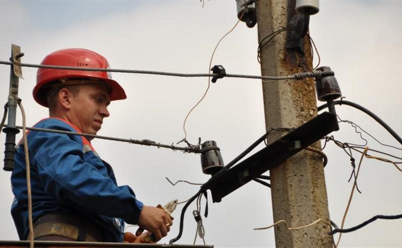 В Туле и нескольких районах области нарушено электроснабжение