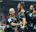 «Арсенал» крупно обыграл «Спартак» и сыграет в стыковых матчах