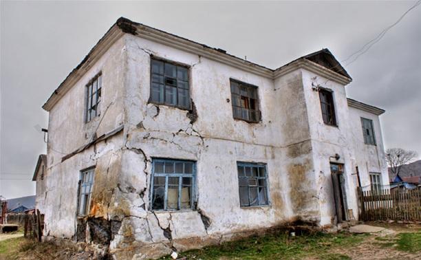 В Пролетарском районе снесут три аварийных дома
