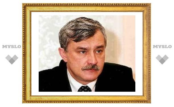 В Тульскую область приехал Георгий Полтавченко
