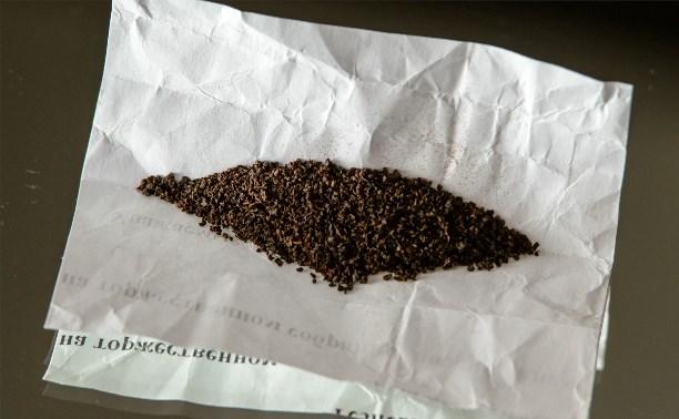 В Туле у пьяного водителя «Мазды» обнаружили наркотики