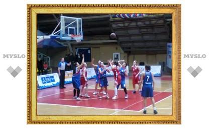 Юные тульские баскетболисты определили сильнейших в регионе