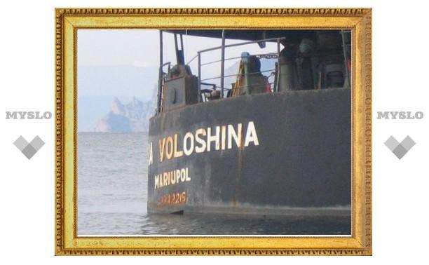 У берегов Турции затонул сухогруз «Вера»