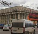 Городские видеоэкраны транслируют медальный зачет России на Олимпиаде