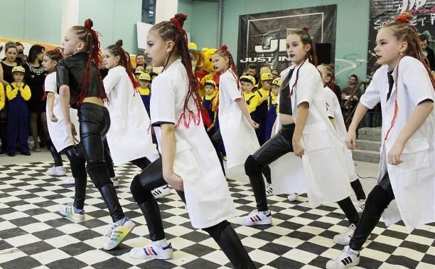 В Туле выбрали лучших хип-хоп-танцоров