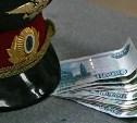 В Киреевске за взятку осудили бывшего инспектора ДПС