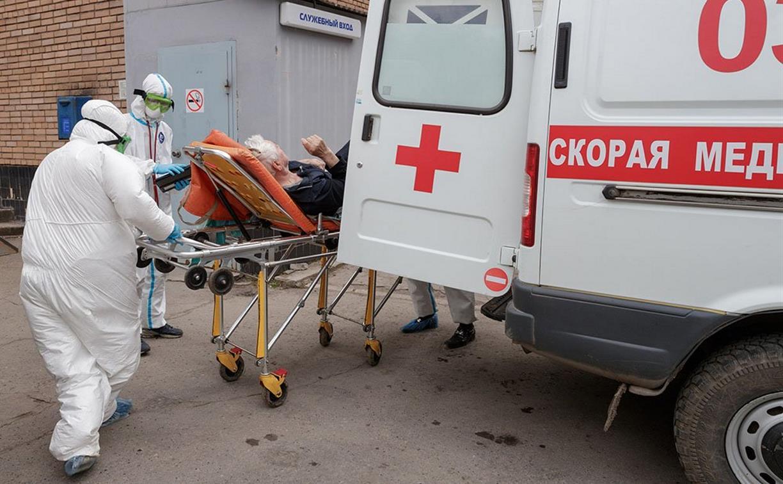 Пик заболеваемости коронавирусом в Тульской области: в больницах 1421 человек, 34 – на ИВЛ