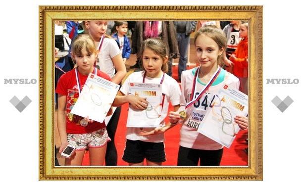 Тульское первенство по легкой атлетике выявило сильнейших