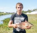 В Туле определили лучшего рыбака
