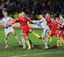 Тульский «Арсенал» потерпел поражение от «Енисея»