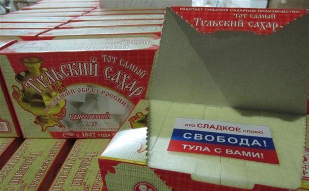 Тула отправит в помощь крымчанам сахар