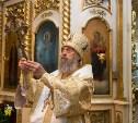 Митрополит Тульский и Ефремовский Алексий помолился о мире на Украине и Ближнем Востоке