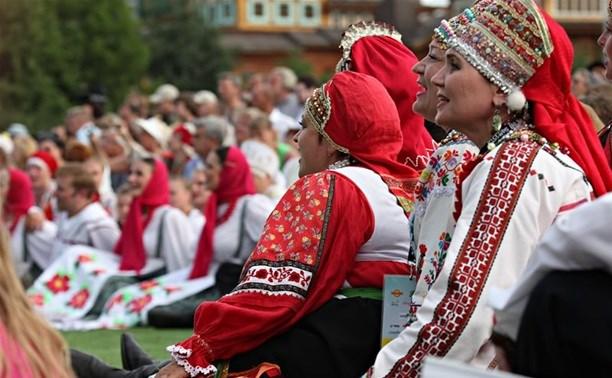 Тульский народный ансамбль выступит на фестивале в Царицыно