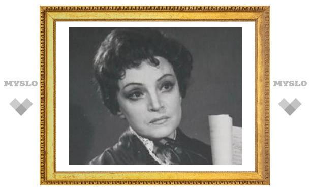 Актриса Софья Сотничевская попрощалась со зрителями