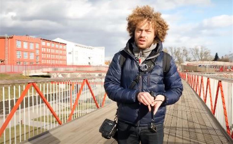 За посещение Казанской набережной полиция составила протокол на блогера Илью Варламова