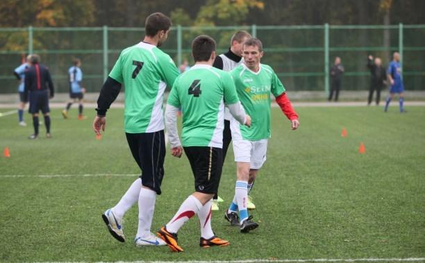 За первое место на Кубке «Слободы» сыграют «СТИМ-окна» и «ЛЛФ»