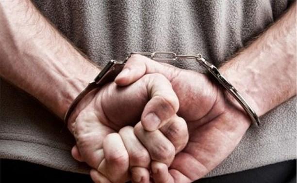 Тульские полицейские задержали находившегося в федеральном розыске насильника